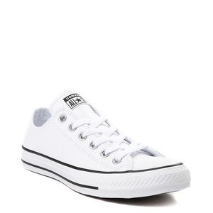 All white Converses New!